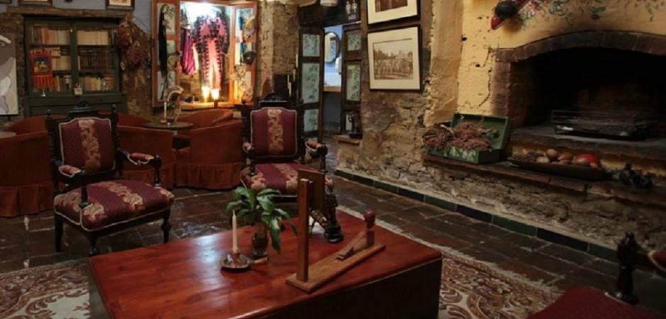 Interior. Fuente: hotellaposadadesanantonio.com